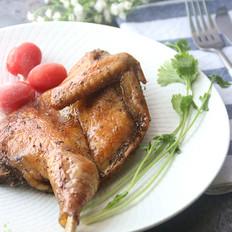 意大利香草烤全鸡