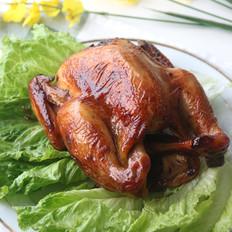 照烧酱烤全鸡