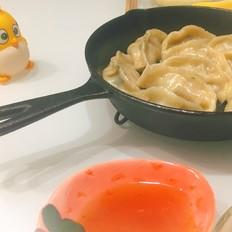 芹菜/豆腐饺子(蒸、煮、煎)