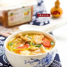 猪肉味噌汤