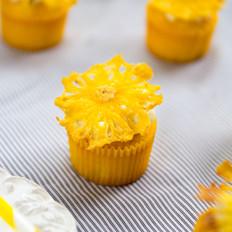 菠萝柠檬小蛋糕