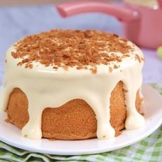 爆浆卡仕达蛋糕