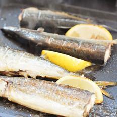 柠香秋刀鱼