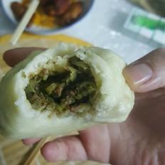 老北京扁豆包子