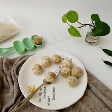 精米藜麦小饭团的做法
