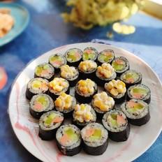藜麦米寿司的做法