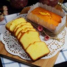 让人唇齿留香的百香果磅蛋糕
