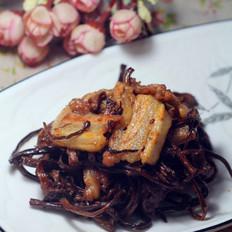 茶叶树小炒肉