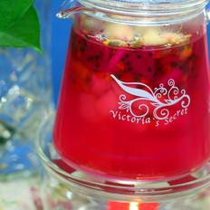百香水果茶