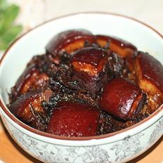 梅干菜煮五花肉