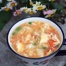 牛肉番茄面疙瘩汤