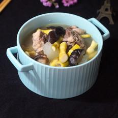 笋尖冬瓜排骨汤