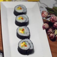原味蔬菜寿司
