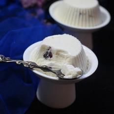 蔓越莓榴莲冰淇淋