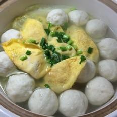 蛋饺鱼丸煲