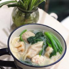 【新年新希望】菠菜高汤饺子