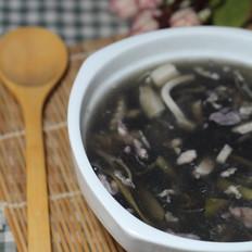 撅菜豆腐酸味羹