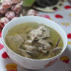 米酒猪肝汤