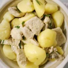 土豆炖大排