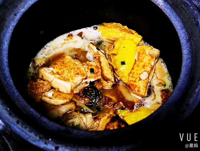 食锦豆腐锅