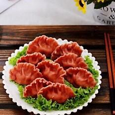 猪肉大葱饺子