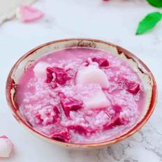 紫薯山药糯米粥