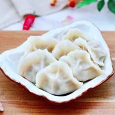 牛肉蒜黄饺子