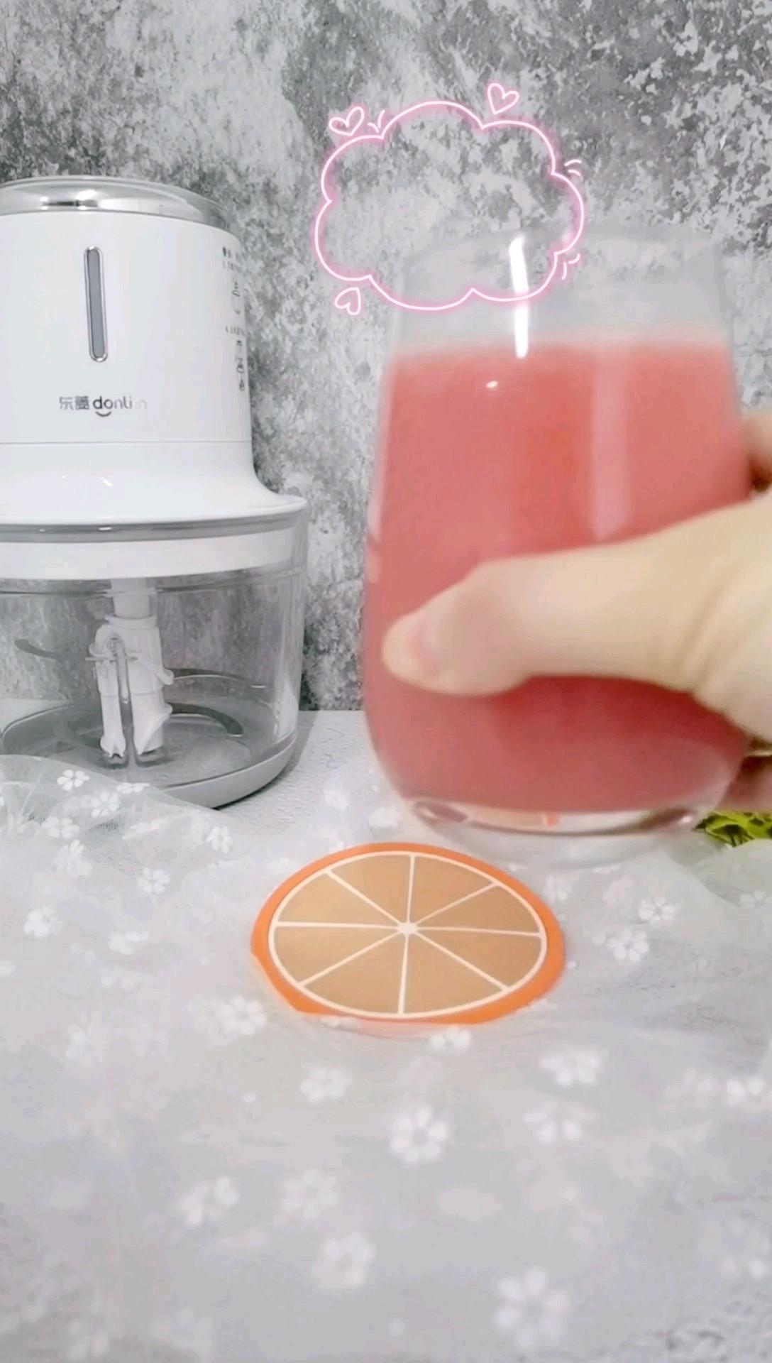 蜜瓜西红柿汁