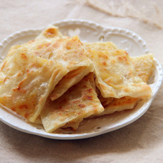 面粉版香蕉飞饼