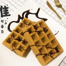 可可味华夫饼(简易版)