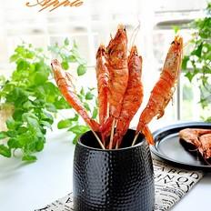 煎烤多味虾
