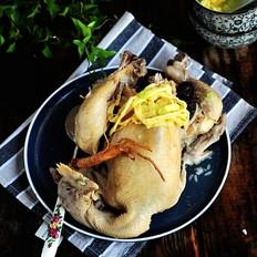 韩式参鸡汤--