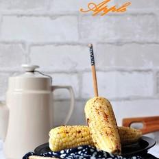 多味烤玉米