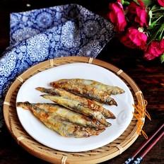 香炸多春鱼