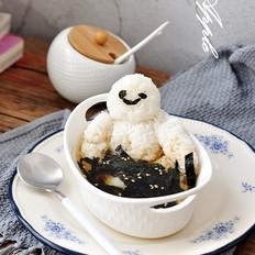 大白茶泡饭