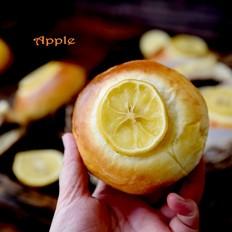 柠檬紫薯面包