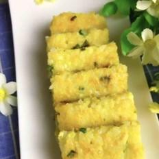 咖喱米饭饼
