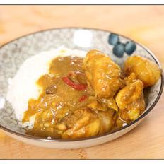印度咖喱鸡