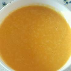 胡萝卜银耳豆浆