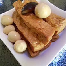 香卤豆腐鹌鹑蛋
