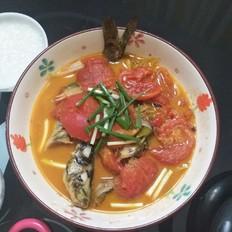 小儿菜谱之番茄炖黄辣丁的做法