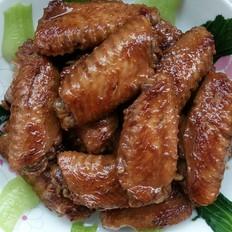 蚝油鸡翅中