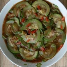 蒜香芡汁西葫芦