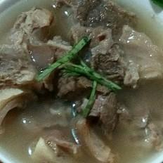 清炖牛腱肉