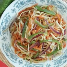 下饭菜——螺丝椒葱头炒三丝