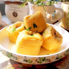 白菜猪肉酿油豆腐