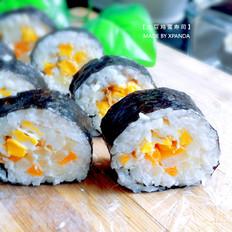 土豆鸡蛋寿司
