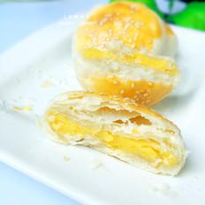 奶黄酥的做法
