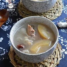 苏泊尔苹果银耳龙骨汤