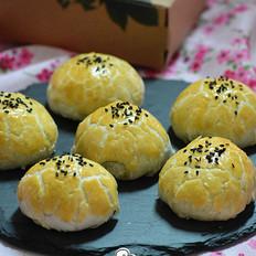 苏式月饼之蛋黄酥